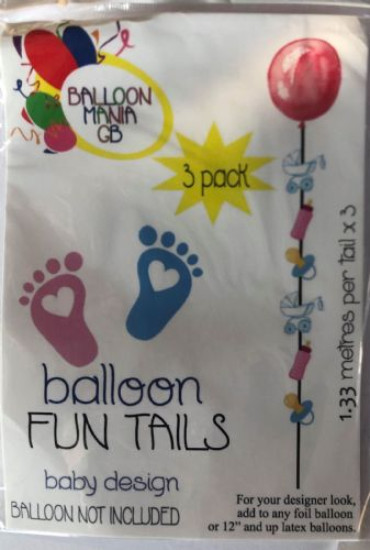 NEW BABY TAILS 3 PACK